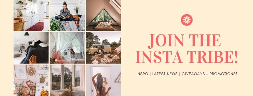 Join our instagram tribe - YoHome